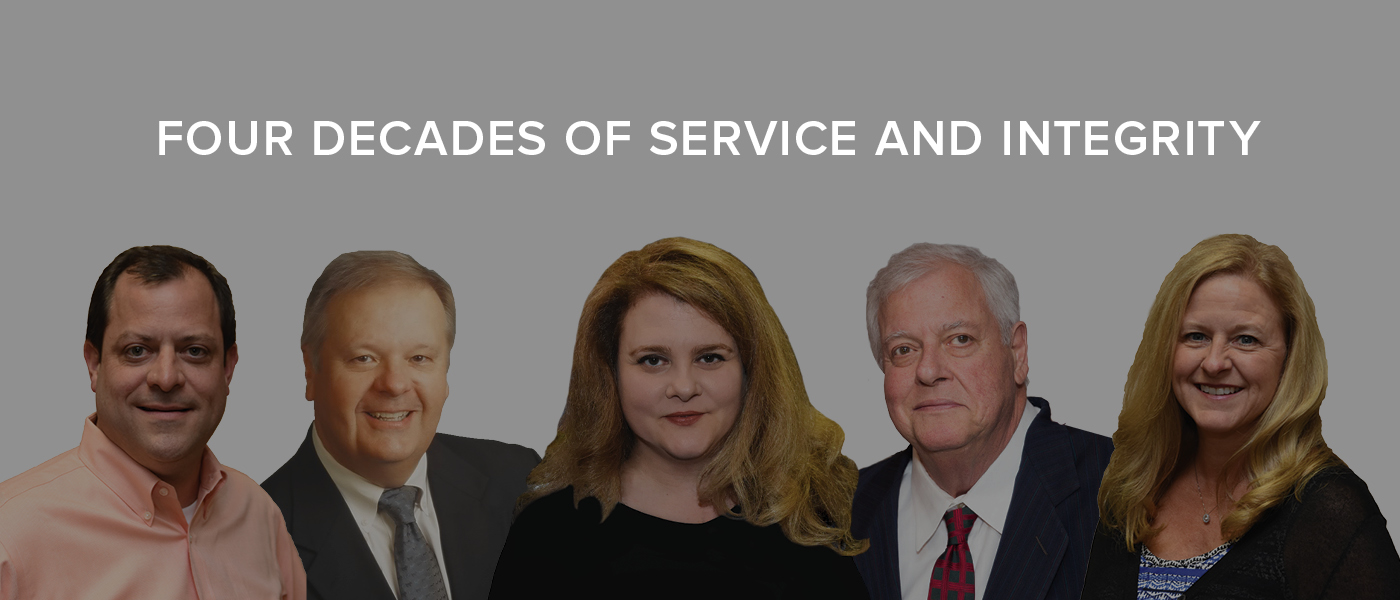 Four Decades of Service and Integrity