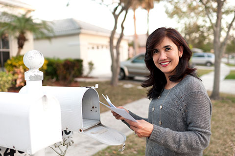 Direct Mail Marketing Effective Among 45 to 64 Year Olds