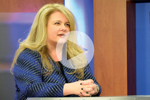TV Segment Shows Pentera CEO Claudine Donikian Discussing Planned Giving Study